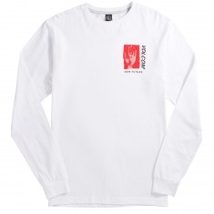 Volcom Watch Longsleeve T-Shirt - White
