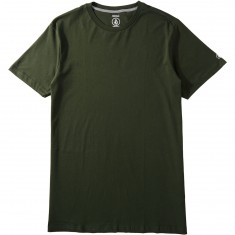 Volcom Solid T-Shirt - Dark Green