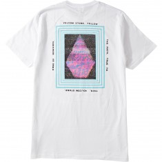 Volcom Static Stone T-Shirt - White