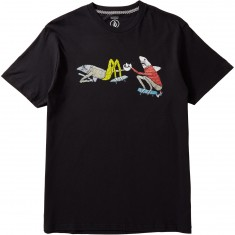 Volcom Pangeaseed T-Shirt - Black