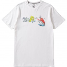Volcom Pangeaseed T-Shirt - White