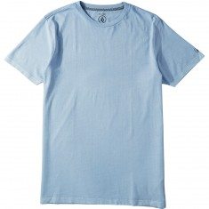 Volcom Pale Wash Solid T-Shirt - Ice