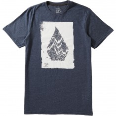 Volcom Disruption T-Shirt - Indigo