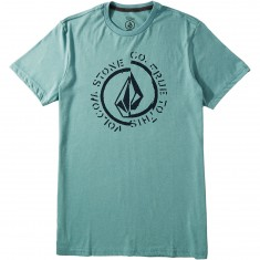 Volcom Divide T-Shirt - Sea Blue