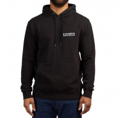 Volcom Reload Hoodie - Washed Out Burgundy