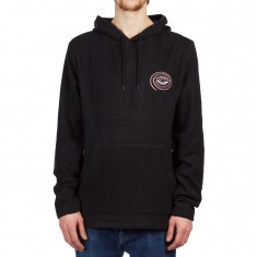 Volcom X Burch Eye Reverse Hoodie - Black