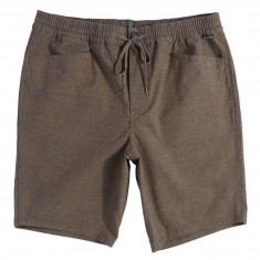 Volcom Grifter Thrifter Stretch Shorts - Mushroom