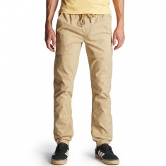 Fairplay Viscor Pants - Khaki
