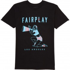 Fairplay Rally T-Shirt - Black