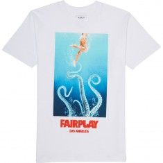 Fairplay Splash T-Shirt - White