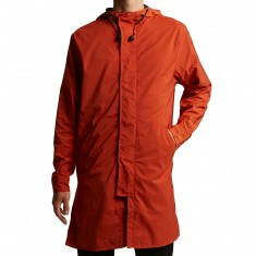Fairplay Rain Jacket - Burnt