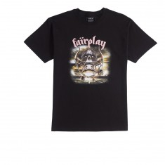 FairPlay Gridiron T-Shirt - Black