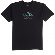 FairPlay Jag T-Shirt - Black