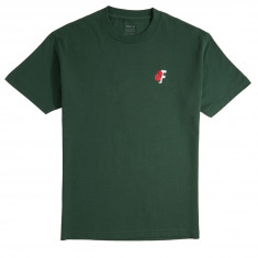 Fairplay Roses T-Shirt - Forest