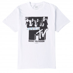 Fairplay x MTV Attention Span T-Shirt - White