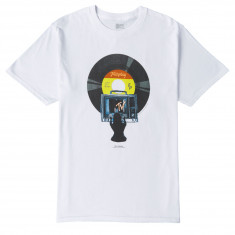 Fairplay x MTV Ghost Of Music Past T-Shirt - White