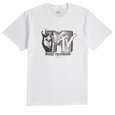 Fairplay x MTV Stop Hate T-Shirt - White