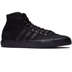 Adidas Matchcourt High RX Shoes - Black/Black/Black