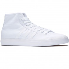 Adidas Matchcourt High RX Shoes - White/White/White