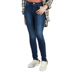 Levi's Womens 711 Skinny Stretch Jeans - Steal Dream