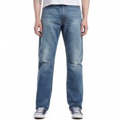 Levis 504 Regular Straight Jeans - Del Sol