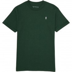 Girl Micro OG T-Shirt - Hunter Green