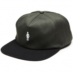 Girl Micro OG Hat - Grey/Black