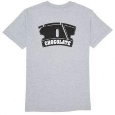 Chocolate Blade T-Shirt - Grey Heather