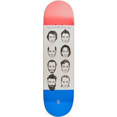Girl Malto Mop Top Skateboard Deck - 8.25