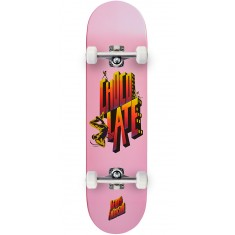 Chocolate Anderson Body Rock Skateboard Complete - 8.125
