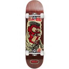 Chocolate Berle Get Loose Skateboard Complete - 8.25