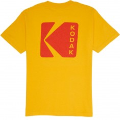 Girl X Kodak Exposure T-Shirt - Gold