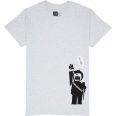 Chocolate Protest T-Shirt - Ash