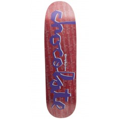 Chocolate Original Chunk Skidul Skateboard Deck - Anderson - 8.5""