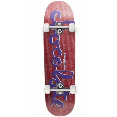 Chocolate Original Chunk Skidul Skateboard Complete - Anderson - 8.5""