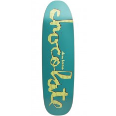 Chocolate Original Chunk Big Boy Skateboard Deck - Brenes - 9.00""