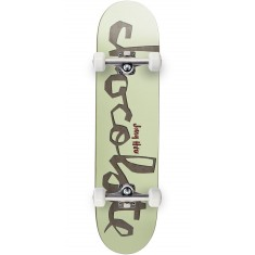 Chocolate Original Chunk Skateboard Complete - Hsu - 7.625""