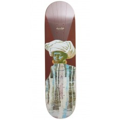 Chocolate Goddess Skateboard Deck - Alvarez - 8.00""