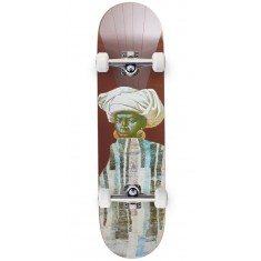 Chocolate Goddess Skateboard Complete - Alvarez - 8.00""