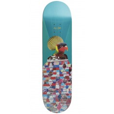 Chocolate Goddess Skateboard Deck - Brenes - 8.125""
