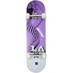 Chocolate La Express Skateboard Complete - Eldridge - 8.25""