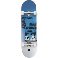 Chocolate La Express Skateboard Complete - Hsu - 8.125""
