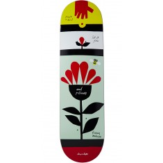 """Chocolate X Cons Anderson Skateboard Deck - 8.25"""""""