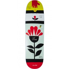 Chocolate X Cons Anderson Skidul Skateboard Deck - 8.5""