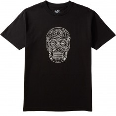 Royal Sugar Skull T-Shirt - Black