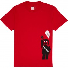 Chocolate Protest T-Shirt - Red