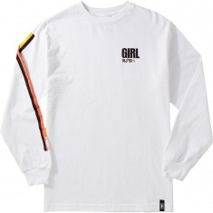 Girl Industry Longsleeve T-Shirt - White