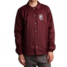 Girl Sketchy OG Coaches Jacket - Maroon