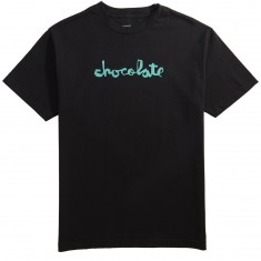 Chocolate Classic Chunk T-Shirt - Black