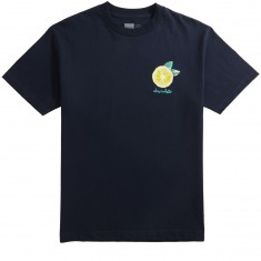 Chocolate Lemon T-Shirt - Navy